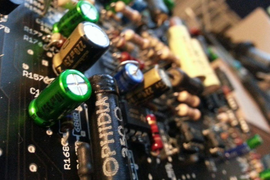 Oversize Vintage electronic components <strong>+500€</strong>